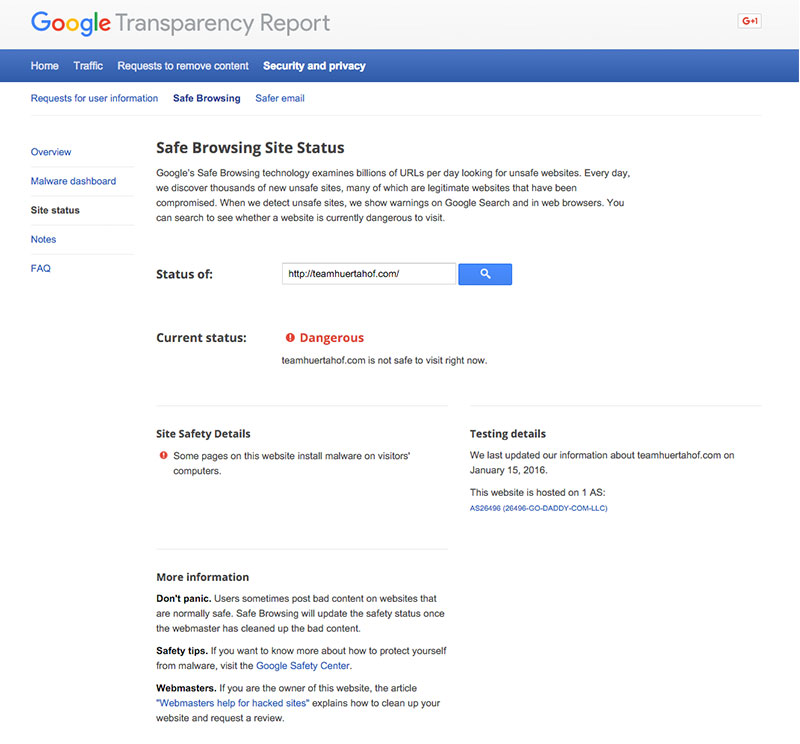 google-transparency-report-for-harmful-site