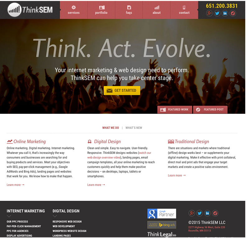 Celebrating 10 Years of ThinkSEM: From Start-up to Small